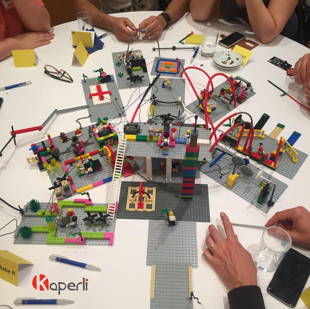La méthode Lego Serious Play décryptée