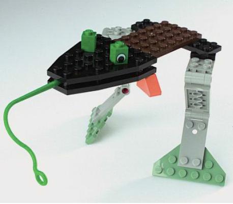 serpent métaphore lego serious play